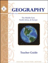 Geography 1, Teacher Guide (Middle East, Europe, & North Africa)