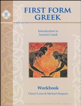 First Form Greek Student Workbook