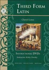 Third Form Latin, Instructional DVDs