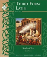 Third Form Latin, Student Text