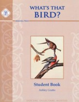 What's That Bird? Student Study  Guide