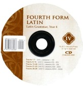 Fourth Form Latin Pronunciation Audio CD
