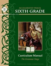 Accelerated Sixth Grade Curriculum  Manual