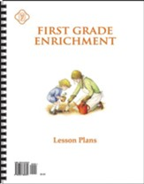 1st Grade Enrichment Lesson Plans