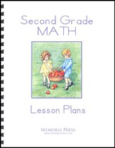 2nd Grade Math Lesson Plans