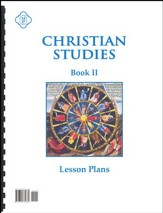 Christian Studies 2 Lesson Plans