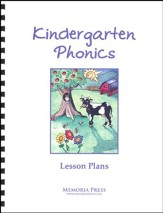 Kindergarten Phonics Lesson Plans