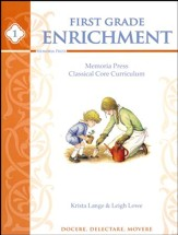First Grade Enrichment Guide