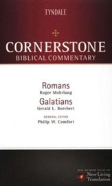 Romans, Galatians: Cornerstone Biblical Commentary, Volume 14