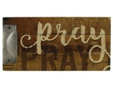 Pray Wall Sign