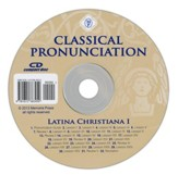 Latina Christiana I Classical Prounciation CD