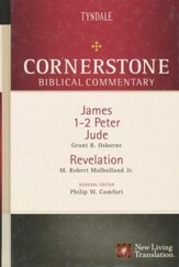 James, 1 & 2 Peter, Jude, Revelation: Cornerstone Biblical Commentary, Volume 18