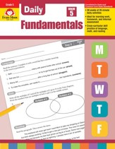 Daily Fundamentals, Grade 5