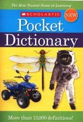 New Scholastic Pocket Dictionary
