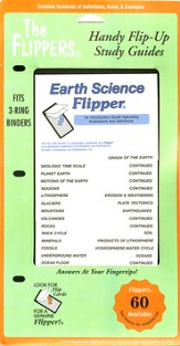 Earth Science Flipper