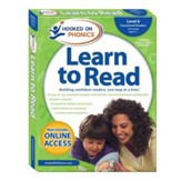 Hooked on Phonics Learn to Read - Level 6: Transitional Readers (First Grade | Ages 6-7)