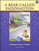 A Bear Called Paddington Student Guide, Grade 3
