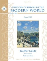 A History of Europe in the Modern World, Year 2 Teacher Guide