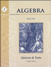 Algebra 1 Quizzes & Tests