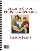 2nd Grade Phonics & Spelling Workout C Lesson Plans