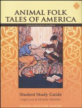 Animal Fold Tales of America Student  Guide, Grade 2
