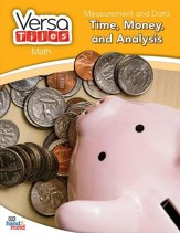 VersaTiles Math: Measurement and Data Time, Money, and Analysis (Grade 2)