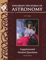 Exploring the World of Astronomy  Supplemental Student Questions