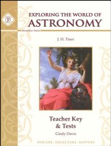 Exploring the World of Astronomy Teacher Key & Tests