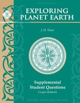 Exploring Planet Earth Supplemental Student Questions, Second Edition