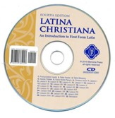 Latina Christiana Pronunciation Audio CD 1