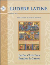Ludere Latine 1 Student Book (4th Edition)