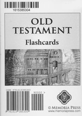 Old Testament Flashcards