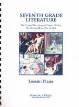 7th Grade Literature Lesson Plans