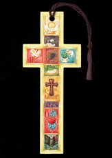 Name Above All Names Cross Bookmark