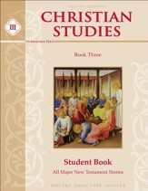 Christian Studies Book III, Grade 5,  Student Book, 2nd Edition