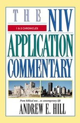 1 & 2 Chronicles: NIV Application Commentary [NIVAC] -eBook