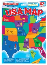 Imaginetics USA Map