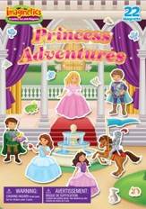 Princess Adventures Playset