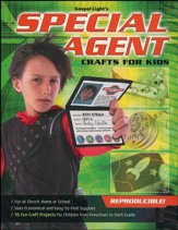 SonForce Special Agent Craft Book
