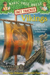 Magic Tree House Fact Tracker #33: Vikings