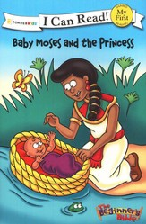 Baby Moses and the Princess - eBook