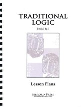 Traditional Logic 1 & 2 Lesson Plans