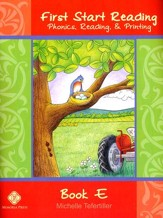 First Start Reading Book E