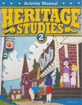 Heritage Studies 2 Student Activity  Manual (3rd Edition)