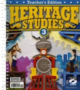 Heritage Studies 3 Teacher's Edition  (3rd Edition)
