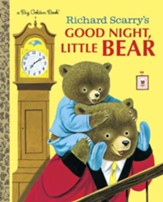 Richard Scarry's Good Night, Little Bear (Richard Scarry)
