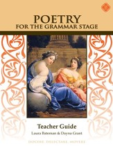 Poetry for the Grammar Stage Teacher Guide (2nd Edition)