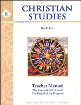 Christian Studies II Grade 4 Teacher Manual, Second  Edition
