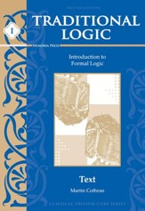 Traditional Logic 1 Student Text (2nd Edition)