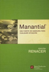 Manantial: Edición Renacer  (TouchPoints for Recovery)